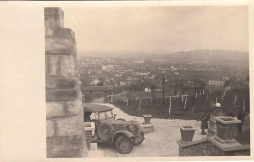 Други светски рат, вила Драгише Цветковића
